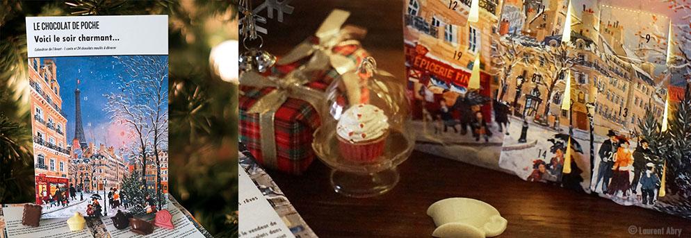 Le Noël du Chocolat de poche